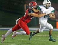 Stepinac overcomes early mistakes to win opener