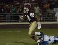 Pensacola High withstands early Washington storm to win