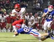 Eagles show stingy defense in 28-7 win over Pace