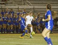 Prep soccer: Bracken scores twice as Desert Hills wins first region game