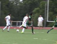 Video: Byram Hills' game winning goal over Lakeland
