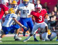 Center Grove move-in Russ Yeast takes Indy-area football by storm