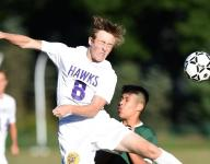 Rhinebeck, Webutuck fight to tie in boys soccer