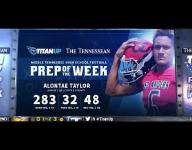 Alontae Taylor recognized as Titan Up Player of Week 1