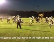 Dickson County vs Brentwood football