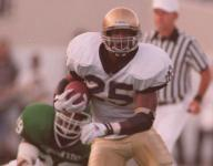 Couch: East Lansing great Randy Kinder still true to Notre Dame