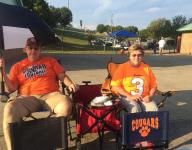 Dickson coach's parents provide support system