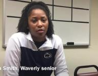Video: Waverly senior discusses commitment to Penn State