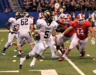 HS football: Decatur Central flies past Plainfield in Mid-State showdown