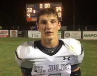 Mt. Juliet football defeats Wilson Central