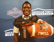 Todd Sibley accepts invitation to Under Armour All-America Game: 'I'm just flying right now'