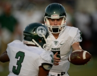 Spencer Blackburn throws four touchdowns as No. 20 Trinity (Ky.) wins
