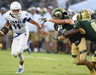 ALL-USA Watch: Quarterback Kellen Mond settling in just fine for No. 2 IMG Academy (Fla.)