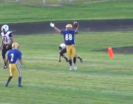 VIDEO: This JV touchdown is conservatively the greatest play of all-time