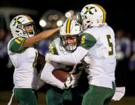 Video: St. Xavier closes out half with hail mary