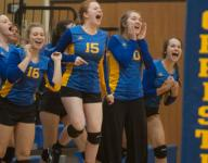 Christian Academy overcomes slow start to advance to semi-state