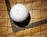 High school volleyball, Oct. 19