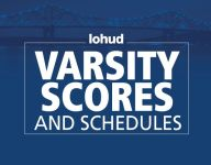 Varsity Scores and Schedules, Oct. 15