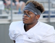 VIDEO: Texas A&M commit Derrick Tucker pulls in crazy one-handed interception