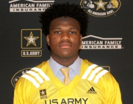 Texas A&M commit Jayden Peevy receives Army All-American Bowl jersey