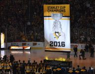 Penguins Raise the Stanley Cup Banner in the Season Opener Against the Capitals