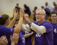 Cardinal Mooney, Marine City join forces for Purple Out 2016