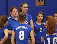 Volleyball: Scoreboard for Monday, Oct. 17