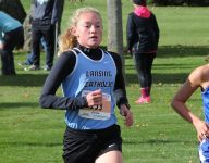 High school cross country fastest times, team rankings