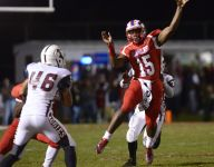 Win or go home: Pine Forest hosts Tate for playoff spot