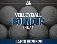 #ArgusPreps Volleyball Roundup: Oct. 21