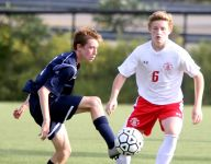 Boys soccer schedule: Monday, Oct. 17