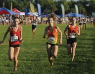 Weekend cross country results