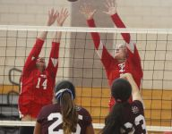 Volleyball: Official Section 1 tournament schedule