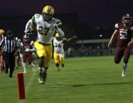 Gallatin's Jordan Mason approaches 2,000 yards rushing