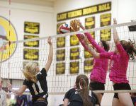 Volleyball scoreboard: First round results