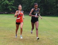 Kostarellis stays on course; cross country polls
