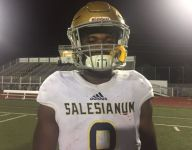 Salesianum takes command late, tops Caravel 36-12