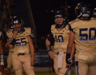 Dolphins rout Milton 36-3 on memorable homecoming night