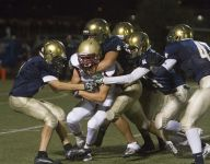 Prep football: Snow Canyon hangs on for thrilling 17-14 victory, wins first region game
