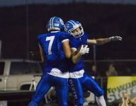 Prep football: Nyberg, Ah Quin guide Dixie to first place in 3AA South