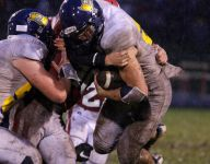 Lansing area high school football leaders: Oct. 13