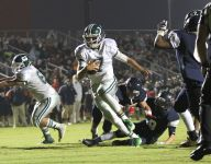 Greenbrier's late score upends Heritage