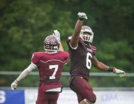 Concord football lowers the 'Bam' on Appoquinimink