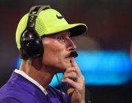 Clemson DC Brent Venables trying to balance roles of recruiter and father