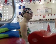 Joining forces: Muskrat swimmer teams up with Tars
