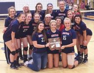 Heritage nets runner-up in district championship