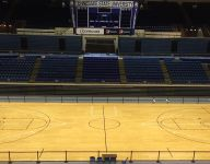 TSU's refinished basketball court ruined in rainstorm