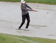 3A State Golf: Park City sits atop the leaderboard; Pine View's Noah Schone fires 71