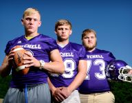 Live blog: Mitchell-Polk County football