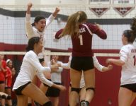 In battle of undefeated teams, Nyack sweeps Tappan Zee